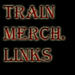 Links for train merchandise and services