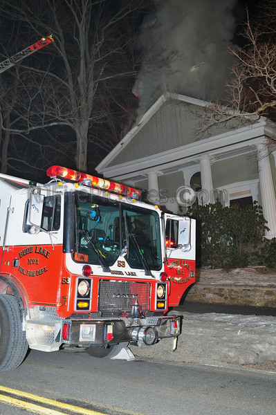 Budd Lake, NJ Multi-Alarm Fire 191 Flanders-Drakestown Rd 2/26/11