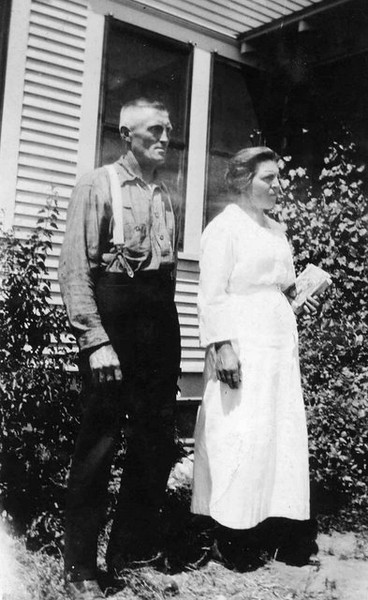 Edwin and Nellie (Allen) Herdrich