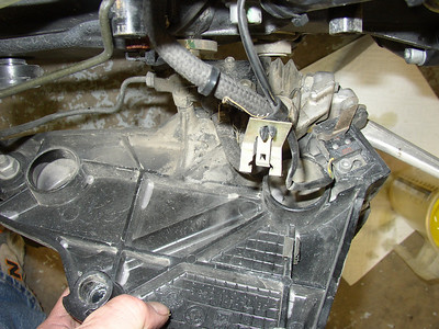 """Clutch replacement """"remember where this goes"""" pics"""