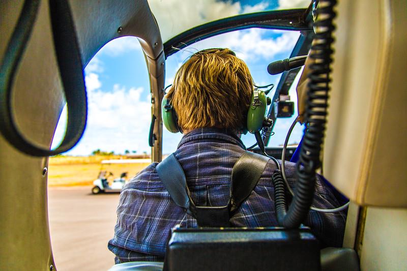 pilot's life
