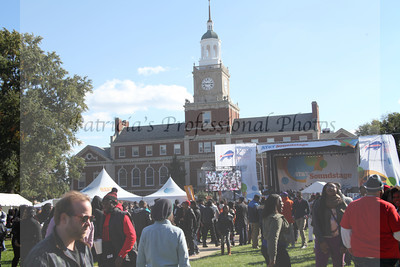 Howard University YardFest 2013