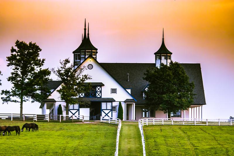 Manchester Farm, Lexington, KY