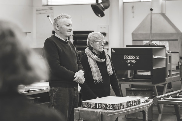 George Page - Herron Printmaking