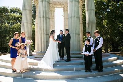 Desiree and Josh - Ceremony