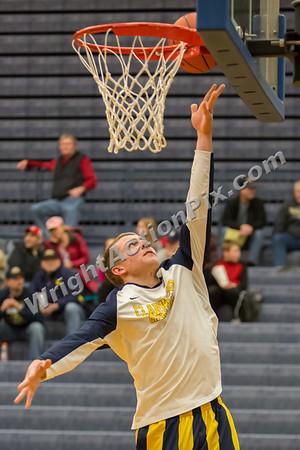 2015 01 15 Clarkston Varsity Basketball vs Rochester
