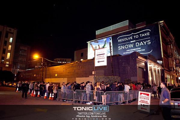 Every Friday Night @ NV 12/23/2011