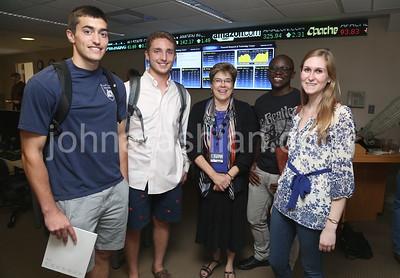 Trinity College - Technology Center Reception - September 24, 2014