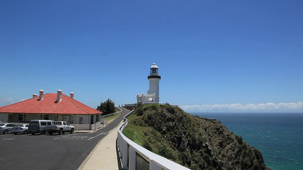 Byron Bay Lighthouse HD Video