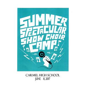 '17 Jun 08 Summer Camp Show