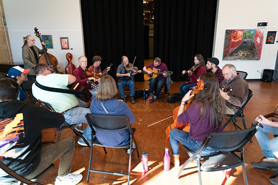 Old Time Jam at The Peoples Building- October 6, 2019