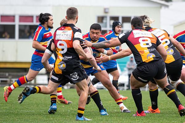 Tawa v Upper Hutt Rams - 5 September 2020