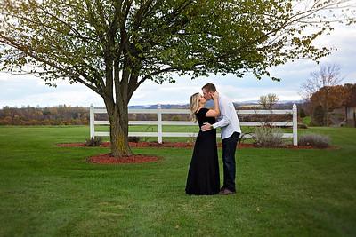 Nicolette & David Engagement