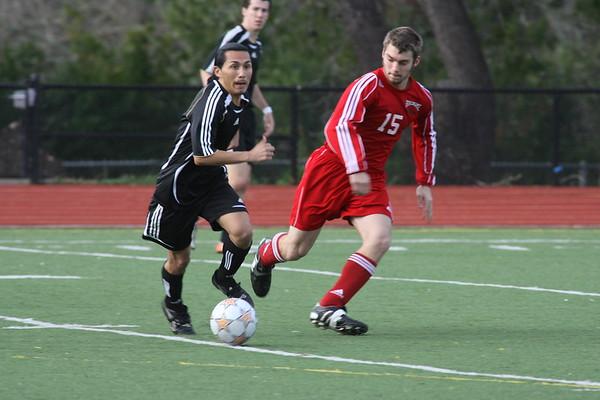 woodside :Burl soccer