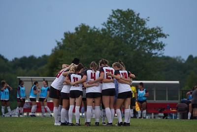 Women's Soccer vs. UNC Asheville