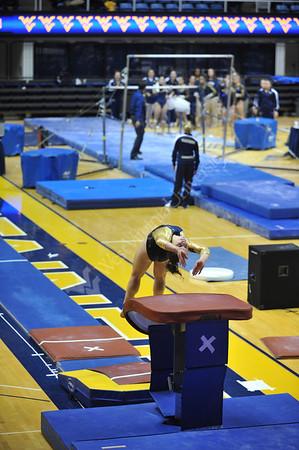 27366 Gymnastics vs Pitt and Rutgers