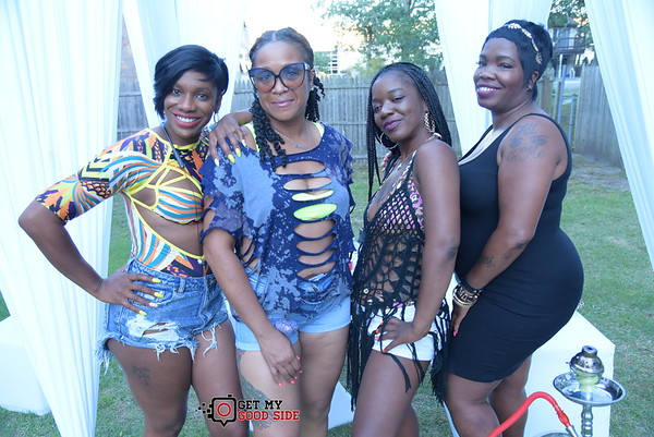 Ballers and Badies Pool Party/NJSOUP
