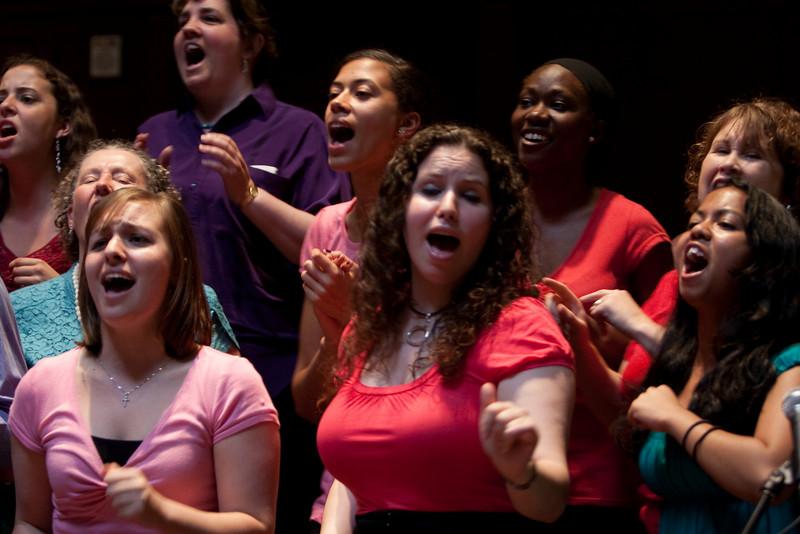 Day 3 - The Dartmouth Gospel Choir