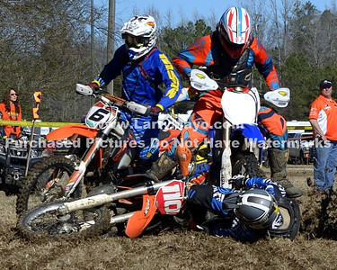 2014 Perry Mountain MSXC  Midsouth SERA Dual Sanction Hare Scramble