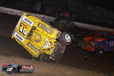 Grandview Speedway - 9/12/20 - Stephen Sabo (Poppa)