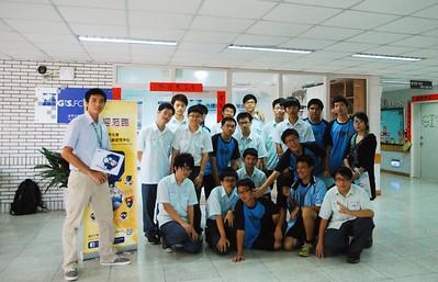 20121005 中一中地理研究社參訪
