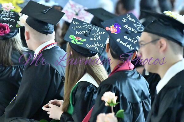 Class of 2019  CHPS Graduation