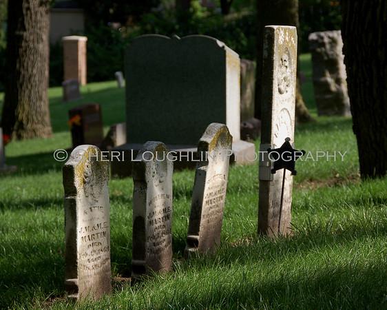 Bellevue Cemetery - Nebraska