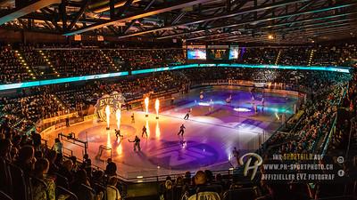 National League: EVZ - HC Lugano