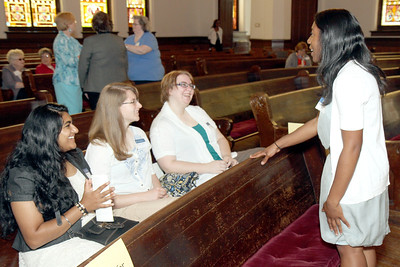 2014 Tift College Alumnae Weekend Program