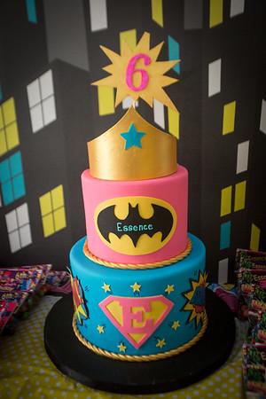 Essence 6th Birthday Party