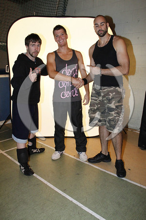 British Wrestling Council Training