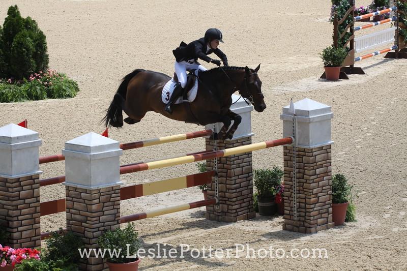 2011 NAJYRC Show Jumping
