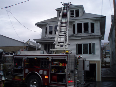 WEST MAHANOY TOWNSHIP STRUCTURE FIRE 3-7-2008 PICTURES and VIDEO BY COALREGIONFIRE
