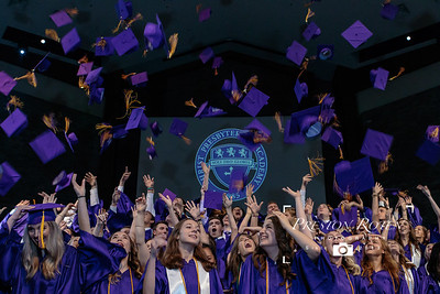 Commencement & Baccalaureate 2018