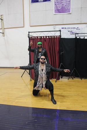 NCW Tag Team Championship NCW Tag Team Champions Heavy Hitters vs. Kool People