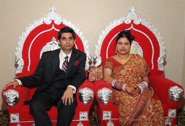 Sonia weds Garov Reception Pictures
