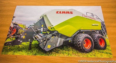 16x9 print produced for J.Tams Contracting who attended the 2017 Smallwood Vintage Rally in Sandbach (Cheshire)