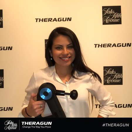 Theragun G3PRO Exclusive Launch NYC MP4s