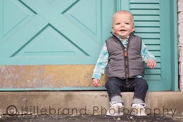 Connor: 12 Months