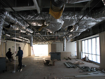 100 Wilshire Construction