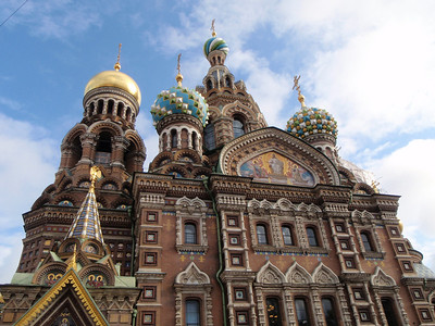 Day 4A: St. Petersburg, Russia