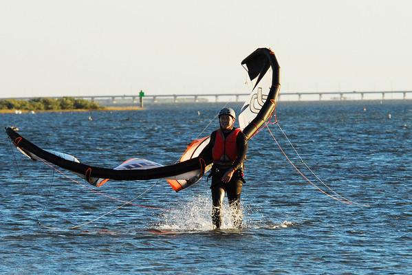 Kite Surfing-Nov 2008-Laguna North