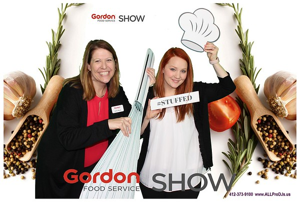 2019  04-10  Gordon Food Service - Show