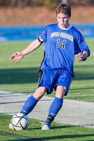 12-11-11 Boy's Soccer