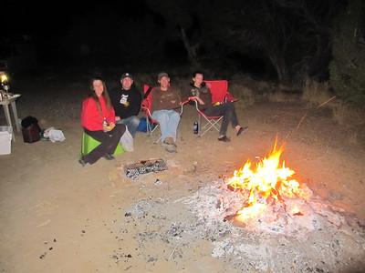 Cookout & Campfire, Uncompahgre Plateau - 9/27/2011