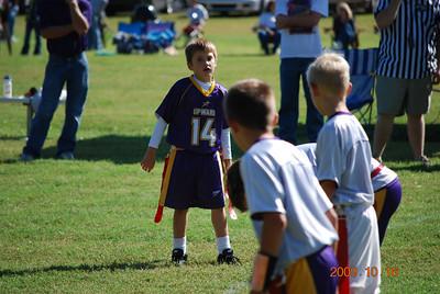 Flag Football 10/17/2009