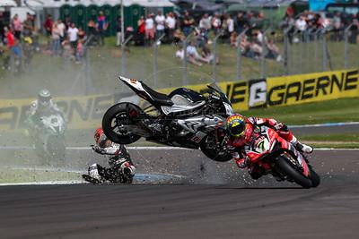 2017 FIM World Superbike Championship - Donington Park