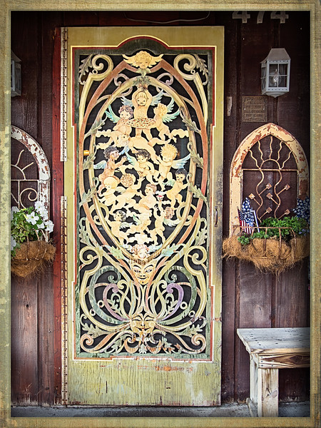 Sirriani's Cafe Door