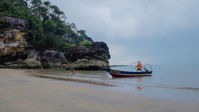 Malaisie - J18 - Teluk Paku