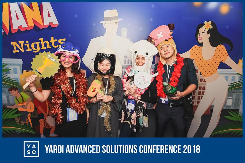 Yardi Advanced Solutions Conference 2018 | © www.SRSLYPhotobooth.sg
